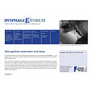 Dysphagieforum 1/2014
