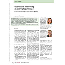 Motivational Interviewing in der Dysphagietherapie - Eine Kommunikationsmethode zum Aufbau intrinsischer Motivation - Forum Logopädie Heft 3 (29) Mai 2015 20-25